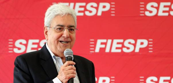 Walter Vicioni, Superintendente do Sesi-SP afirma que a Faculdade será referência em ensino de qualidade no país.